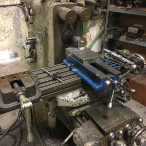 Kearney Trecker Horizontal Milling Machine